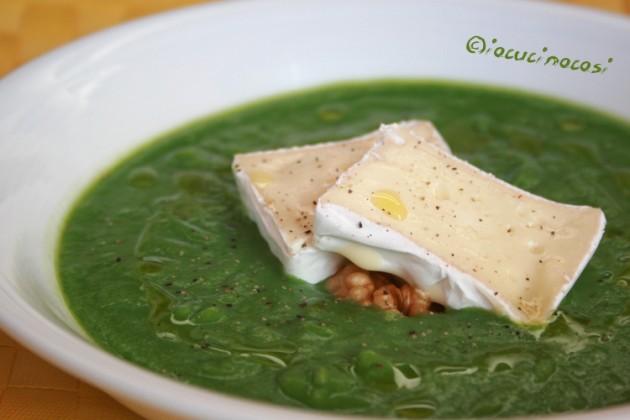 Zuppa di broccoli | Broccoli soup - Ricetta di Gordon Ramsay