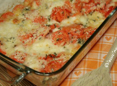 Sformato di carote e formaggi