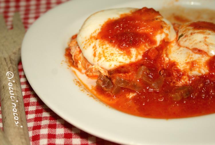 Ricetta Uova Con Pomodoro.Uova Al Pomodoro Saporite