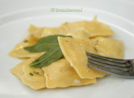 Ravioli porcini e patate – Ravioli silani