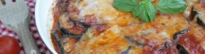 Parmigiana di melanzane in padella