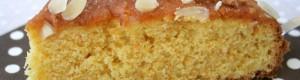 Torta camilla – Torta carote e mandorle