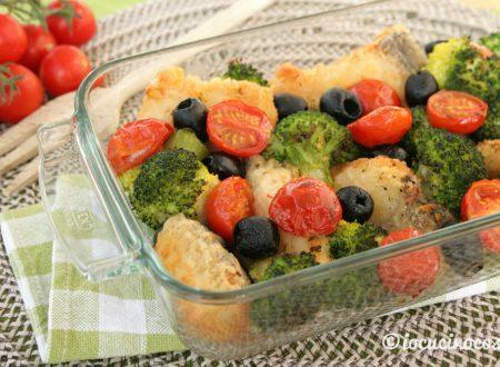 Baccalà e broccoli alla calabrese