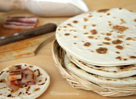 Lestopitta – Pane calabrese senza lievito