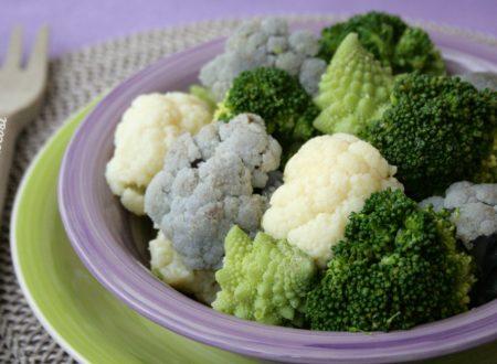 Fantasia di broccoli in agrodolce