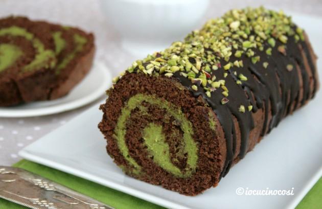 Ricetta Biscotti Torta Rotolo Di Cioccolato