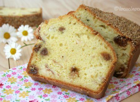 Cake rustico con prosciutto, fichi secchi e Gran Mugello