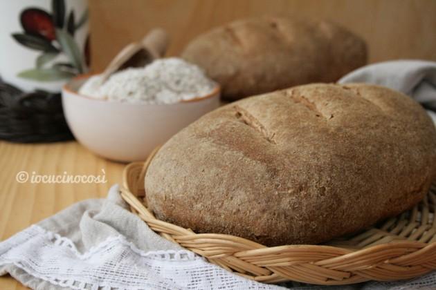 Pane ai 4 cereali