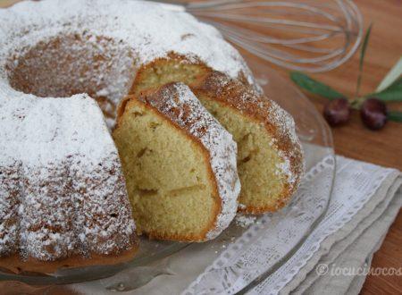 Torta Jolanda all'olio extravergine di oliva di Montersino