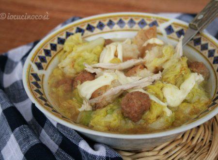 La zuppa alla Santè cosentina di Santo Stefano