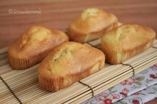 Plumcake senza burro con uvetta e arancia