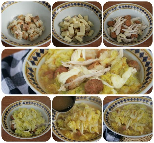 La zuppa alla Santé cosentina di Santo Stefano