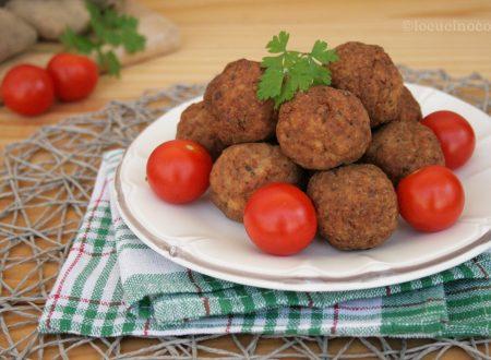 Polpette di carne e patate