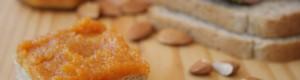 Confettura di zucca, carote e mandorle