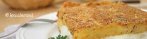 Gateau di patate e salsiccia
