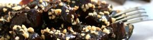 Gnocchi di castagne al cioccolato