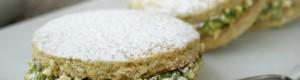 Deliziose al pistacchio
