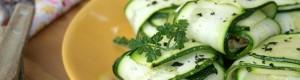 Fagottini di zucchine al forno con tonno