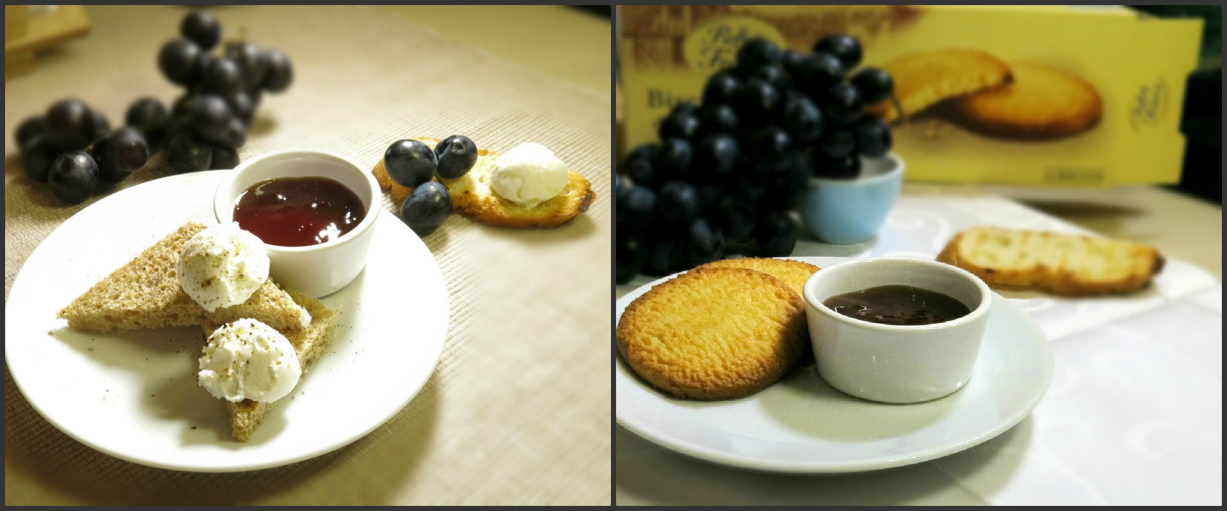 gelatina di uva nera tardiva