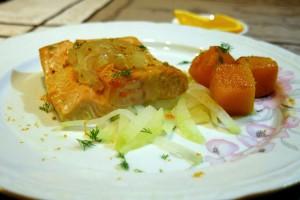 salmone all'arancia web