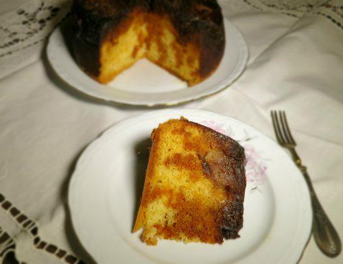 la tarte aux pommes in pentola à la Sanda