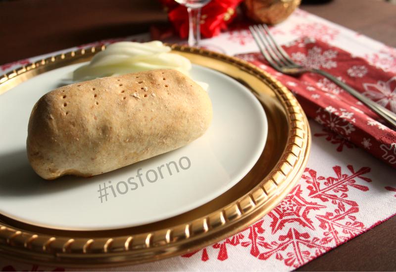 Involtini di tacchino in crosta di pane