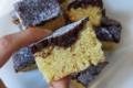Torta al mandarino e cioccolato vegan