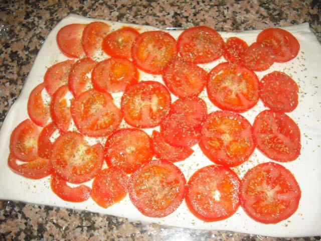 mozzarella e pomodori