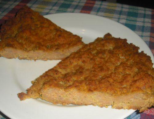 Frittata con carne macinata non fritta