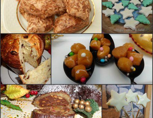 Raccolta ricette dolci di Natale