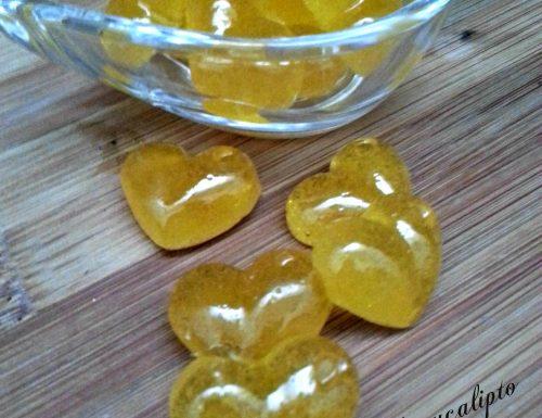Caramelle balsamiche miele eucalipto