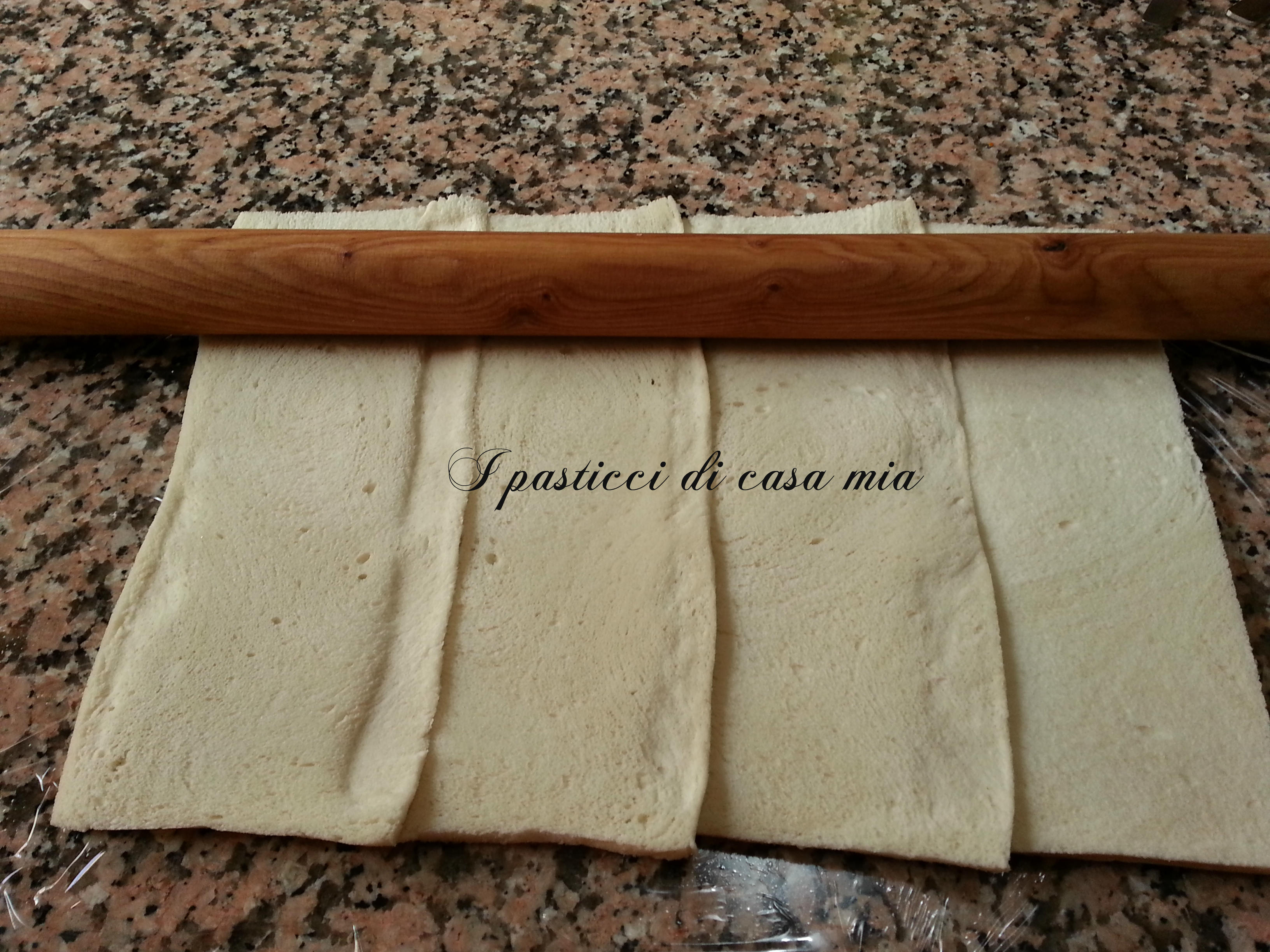 Appiattire il pane
