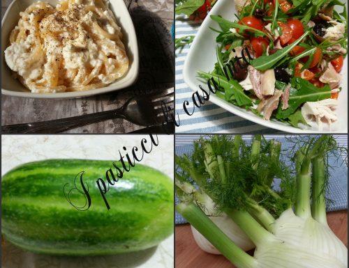 Diario di una dieta giorno sedici