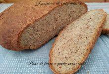 Pane di farro e grano saraceno