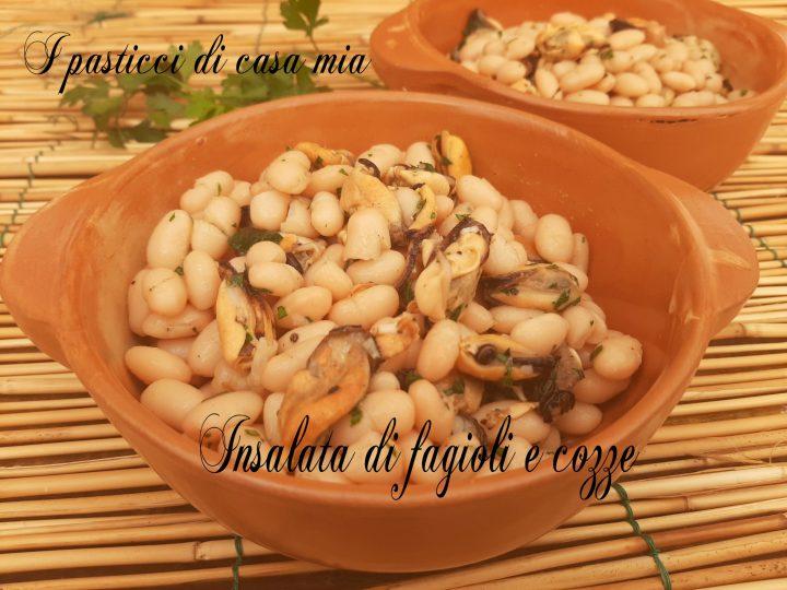 Insalata di fagioli e cozze