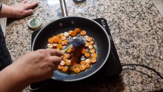 carote al rosmarino