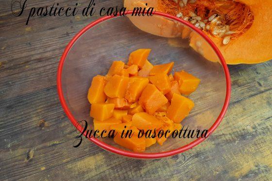 Zucca in vasocottura