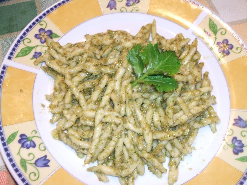 Pesto di semi di zucca