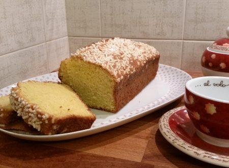 Plumcake senza lievito per un dolce risveglio