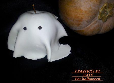 Mele fantasma per halloween