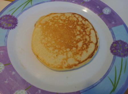 Pancake senza burro-ricetta base