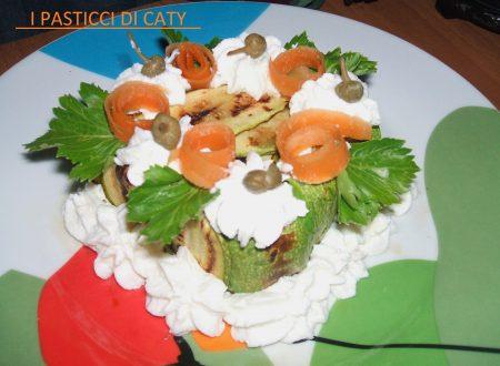 Torta di verdure e ricotta