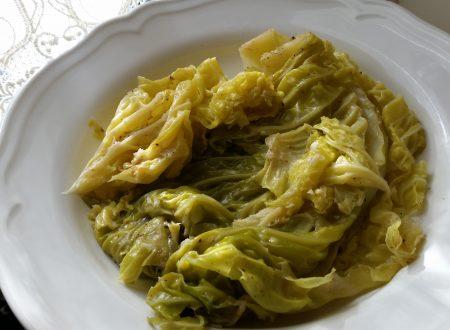 Verza pepe e formaggio