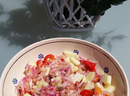 Insalata di cipolla rossa di tropea