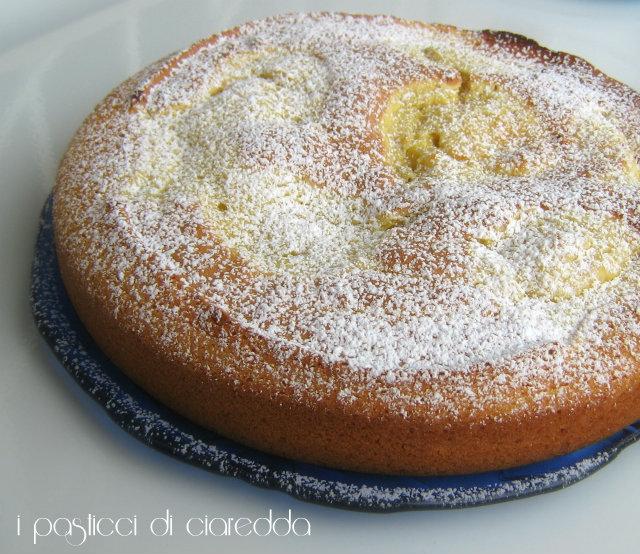 Torta nua – ricetta dolce