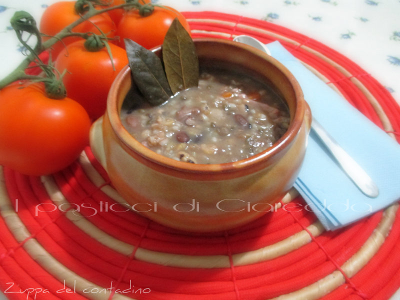 Zuppa del contadino