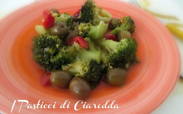 Broccoli stufati