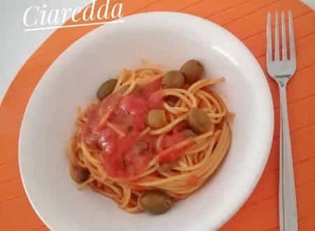 Spaghetti alla locandiera