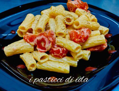 PASTA FETA E POMODORINI-baked feta pasta