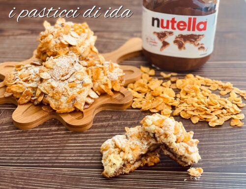 ROSE DEL DESERTO CON NUTELLA